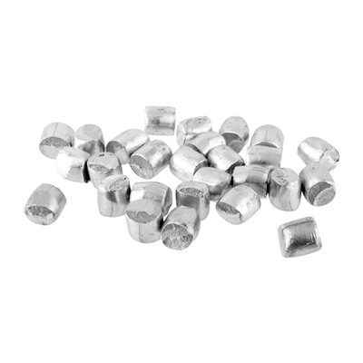 Brownells Pure Tin (99.9%)bullet Casting Metal - Tin, 1 Lb. Pieces In Bag
