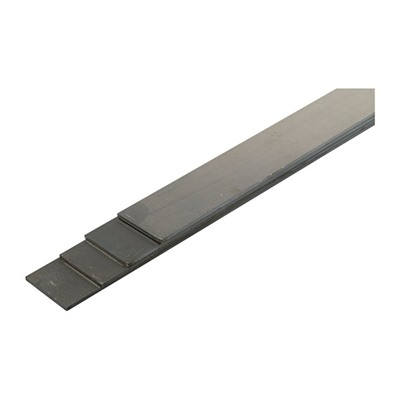 """Extra-Wide Spring Steel - 4 Pack 1""""x1/16"""" Spring Stock"""