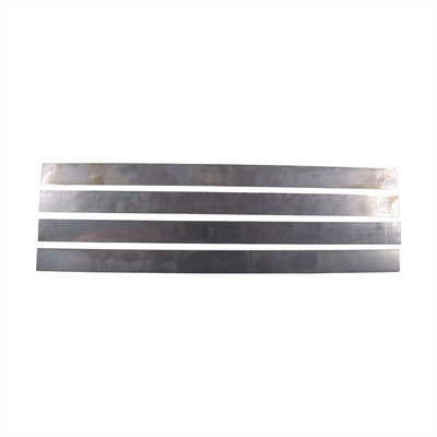 """Extra-Wide Spring Steel - 4 Pack 1""""x1/32"""" Spring Stock"""