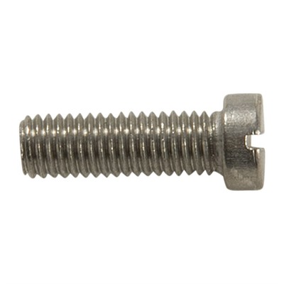 "Stainless Steel Sight Base Screws 8 40x1/2"" Fillister Head Stainless Steel Screw Refill Pak Discount"