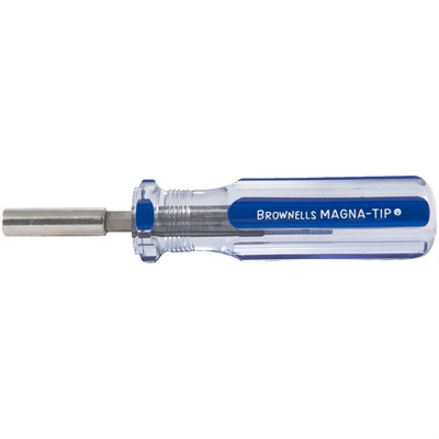 Brownells Magna-Tip & Super Set Screwdriver Handles - Magnetic Law Enforcement Handle