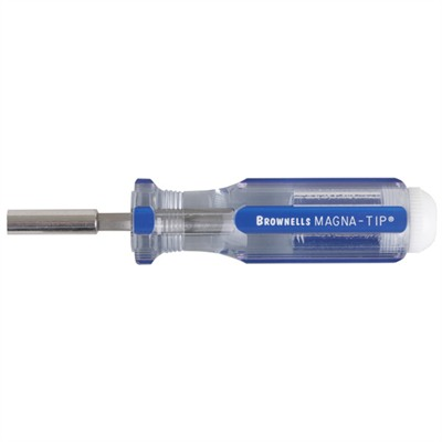 Brownells Magna-Tip & Super Set Screwdriver Handles - Law Enforcement Hollow Handle