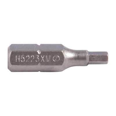 Brownells Metric Allen Head Bits - Bit H5223xm, Sd=3mm Allen