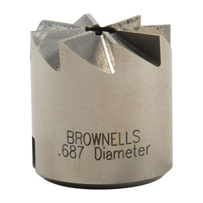 Brownells 90° Chamfer Cutter - Size .687