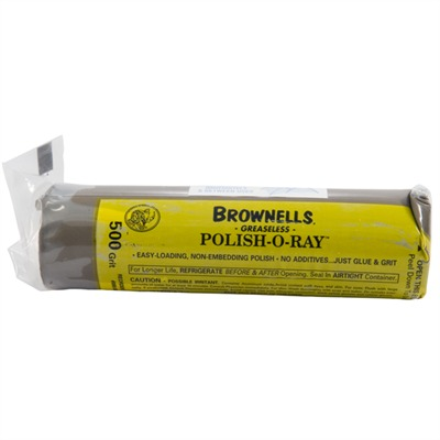Brownells Polish-O-Ray - 500 Polish-O-Ray