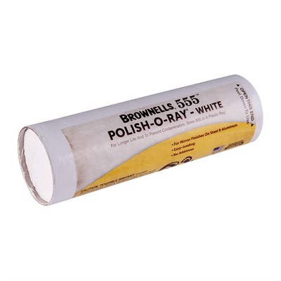 Brownells No. 555 White Polish