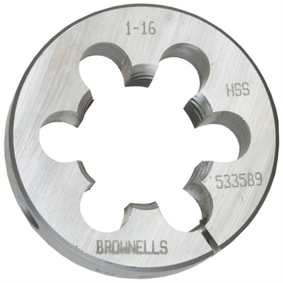 Brownells Barrel/Receiver Dies - Fn/Fal Barrel Die