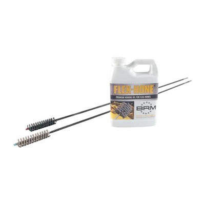 Shotgun Barrel Polishing Flex Hone® - Flex Hone® 12 Gauge Set