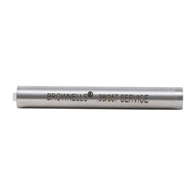 Brownells Revolver Range Rods - Rod Head For .38/357 Service