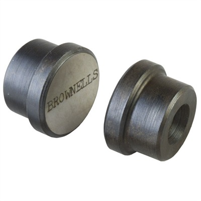 Brownells Lathe Centering Buttons - Lathe Centering Buttons,Pair