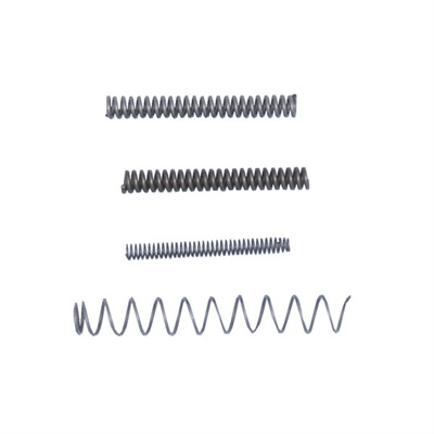 Brownells Pro-Springs? For Action Tuning For The Colt Mustang .380