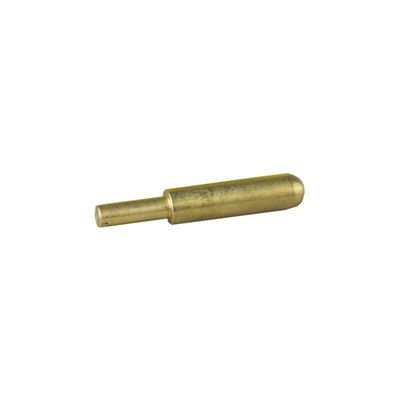 "Power Custom Brass Muzzle Crowning Lap - Non-Handled Fits Bore .17-6.5mm Tip Radius 5/32""(3.96m"