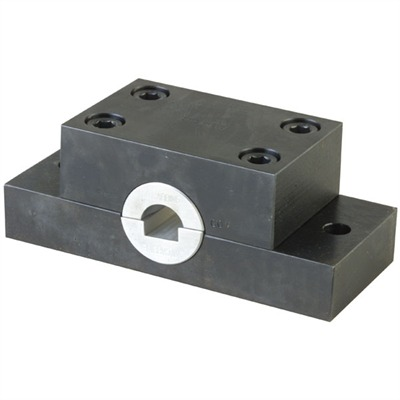 Brownells Barrel Vise Bushings - #14 M1 Carbine Steel Bushing
