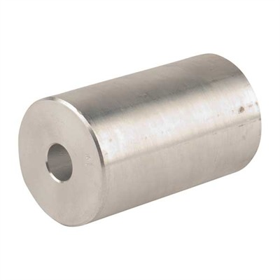 "Barrel Vise Bushings - No. 1 Solid Alum. Vise Bushing, 1/2"" (12.7mm)"