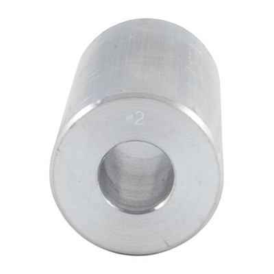 "Barrel Vise Bushings - No. 2 Solid Alum. Vise Bushing, 3/4"" (19mm)"