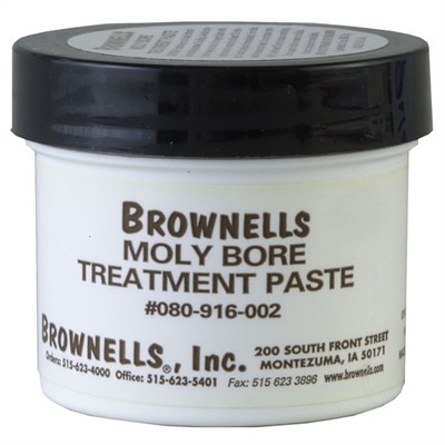 Brownells Moly Bore Treatment Paste - Brownells Moly Bore Paste