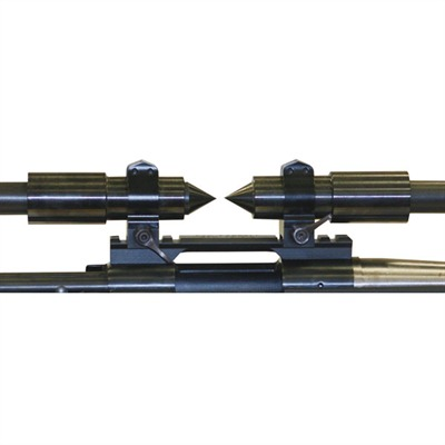 Sleeved Scope Alignment Rods