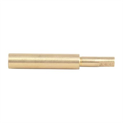 Rifle Muzzle Brass Pilots - Fits 7mm Muzzle