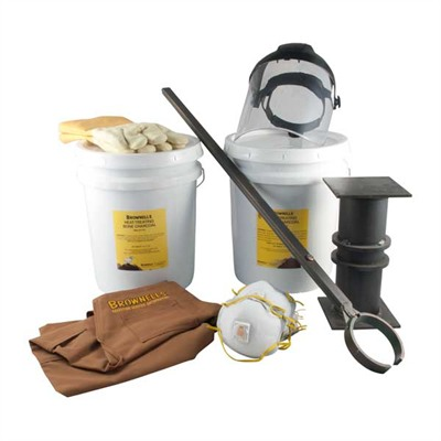 Brownells Color Case Hardening Kit