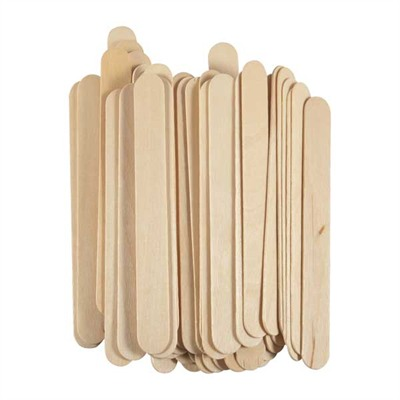 Brownells Acraglas Gel Mixing Sticks - 50 Mixing Sticks