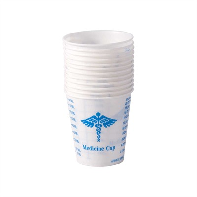 Brownells 1 Doz. Grad. Mixing Cups - Graduated Mixing Cups, 1 Dz.