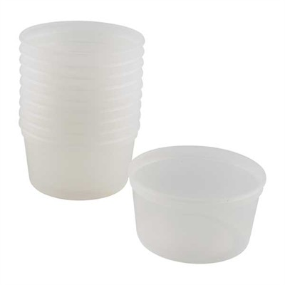 Acraglas Gel Mixing Dishes