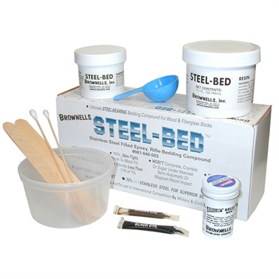Steel Bed Kit