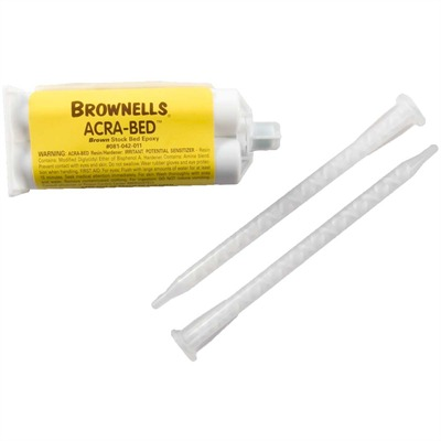 Acra-Bed™ Pre-Colored Epoxy - Brown Acra-Bed Refill Kit
