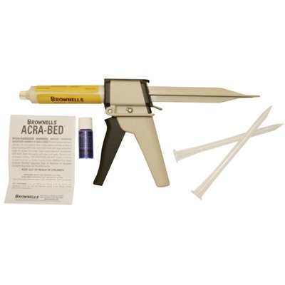 Acra-Bed™ Pre-Colored Epoxy - Brown Acra-Bed Kit
