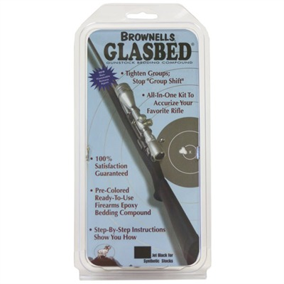 Glasbed~ With Non-Flammable Release Agent
