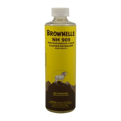 Brownells Benchtop Parkerizing Kit - Nh 909 Liquid Cleaner/Degreaser