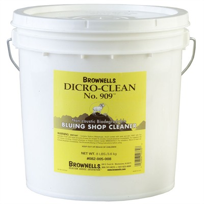 Brownells Dicro-Clean No. 909 - 8 Lb. Dicro-Clean 909