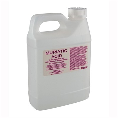 Brownells Hydrochloric Acid 1 Quart