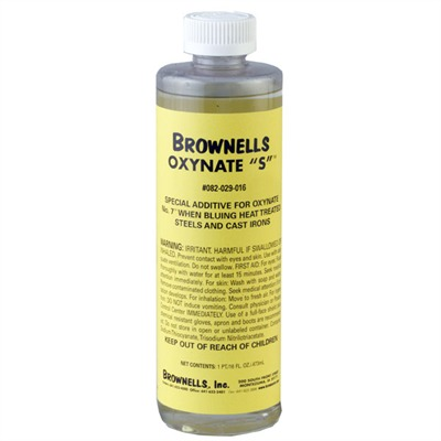 Brownells Oxynate~