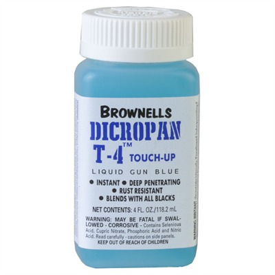 Brownells Dicropan T-4 - 4 Oz. T-4