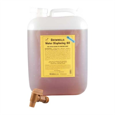 Brownells Water Displacing Oil