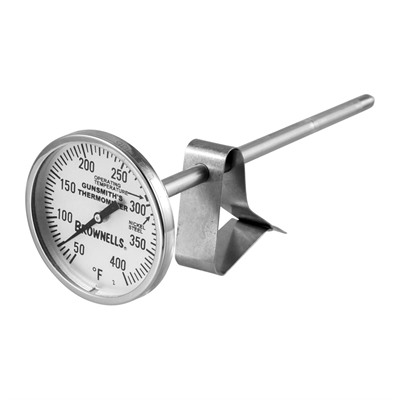 Brownells Bluing Thermometer