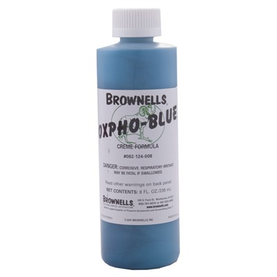 Brownells 8oz. Oxpho-Blue Creme