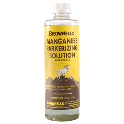 Brownells Parkerizing Supplies Only - *16 Oz. Manganese Parkerizing
