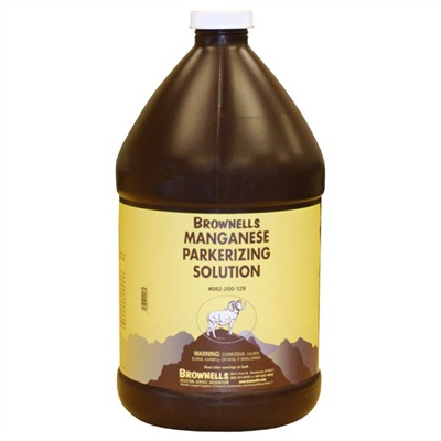 Brownells Parkerizing Supplies Only - *1 Gal. Manganese Parkerizing