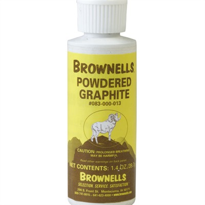 Brownells Powdered Graphite