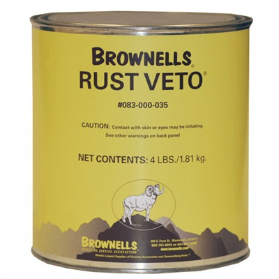 Brownells Rust Veto