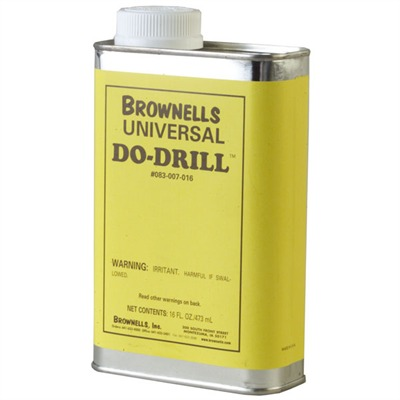 Brownells Universal Do-Drill - 16 Oz. Do-Drill