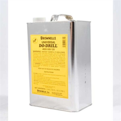Brownells Universal Do-Drill - 1 Gal. Do-Drill