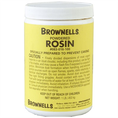 Brownells Rosin