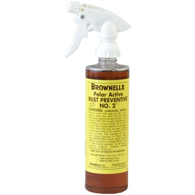 Brownells Rust Preventive No. 2 - 1 Pt. Rust Preventive #2 Filled
