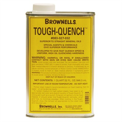 Brownells Tough-Quench Quenching Oil - 1 Qt. Tough-Quench