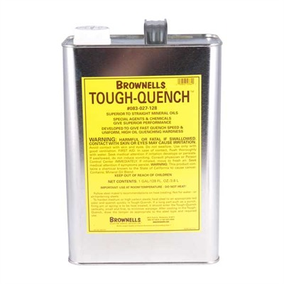 tough quench quenching oil brownells for sale at