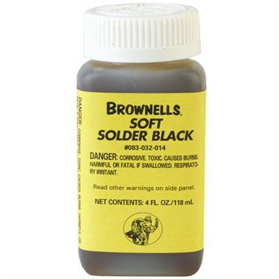 Brownells Soft Solder Black Discount