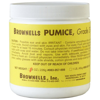 Brownells Pumice